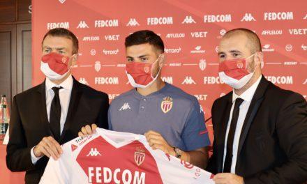 AS Monaco find fresh form going into new season