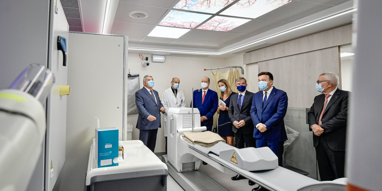 CHPG's new full digital nuclear medicine service Inaugurated