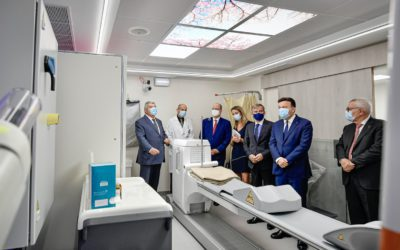 CHPG's new full digital nuclear medicine service Inaugurated