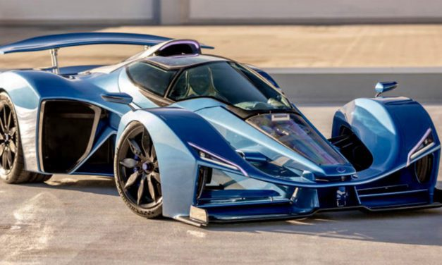 Legendary French Marque unveils radical new hypercar in Monaco