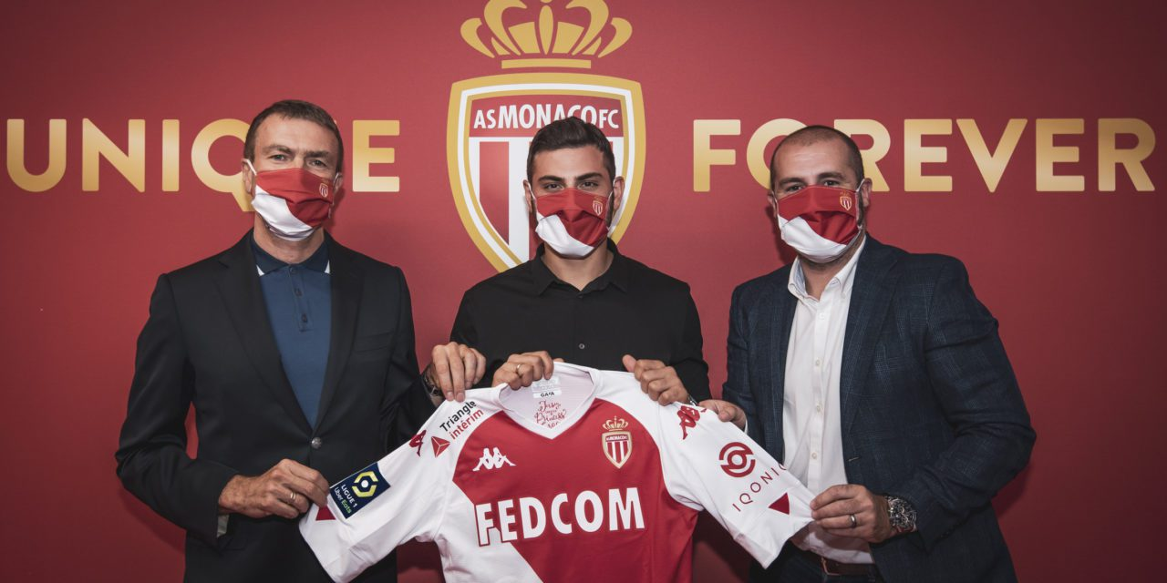 Volland joins Ben Yedder in AS Monaco frontline