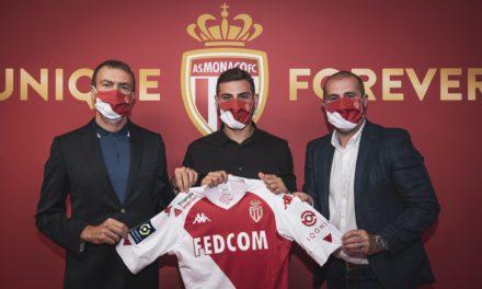 Volland joins Ben Yedder in AS Monaco frontline