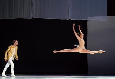 Generous season from Ballets de Monte-Carlo