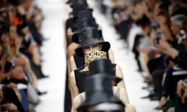 In Paris, a fashion eco-system on edge as shows disappear