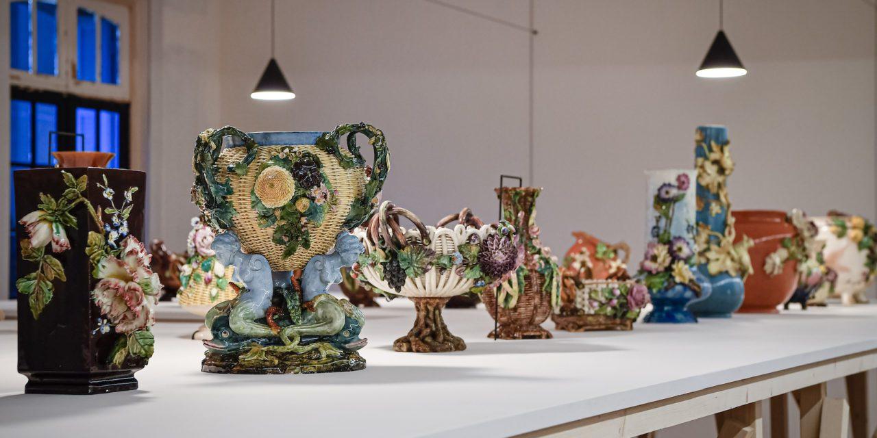 NMNM celebrates the art of ceramics at Villa Sauber