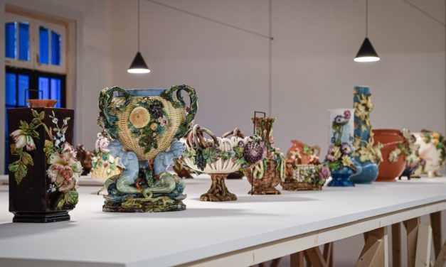 NMNM celebrates the art of ceramics at Villa Sauber