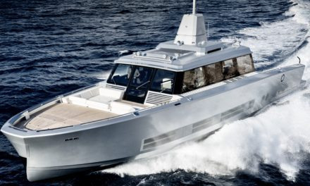 Monaco based designer presents the 'Atlantico'