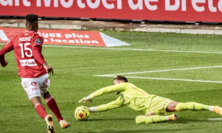 AS Monaco fall short against Stade Brestois