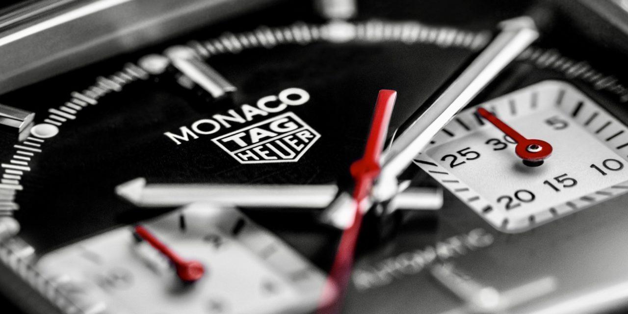 TAG Heuer revives iconic 'Monaco' model