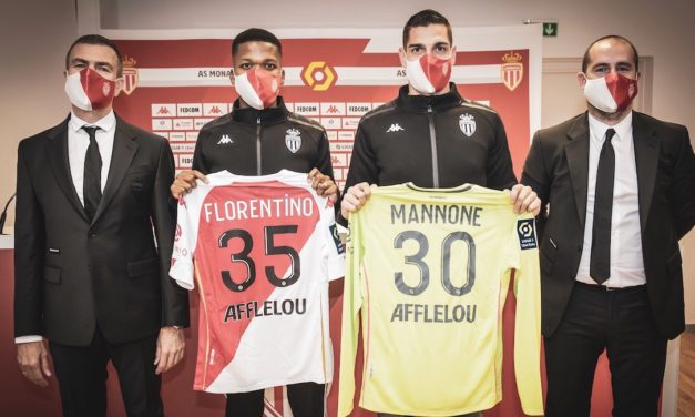 AS Monaco conclude transfer window with two new talents