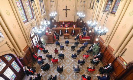 Ceremonies mark start of judicial year