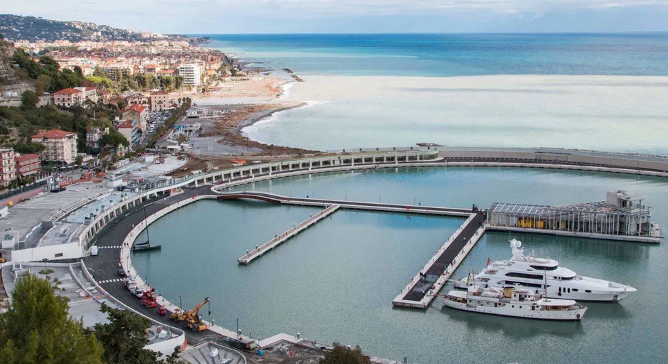 Monaco's third port opens in Ventimiglia