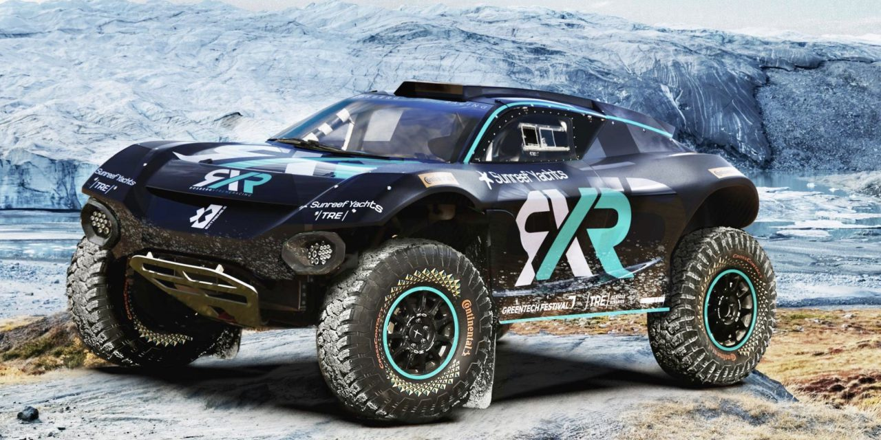 Niko Rosberg makes return to racing with very own Extreme E team