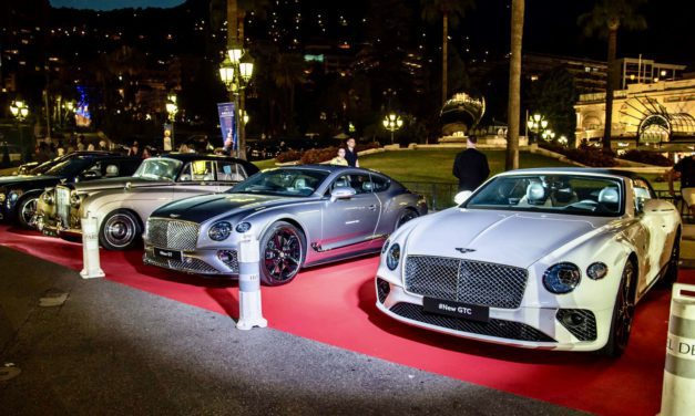 Bentley Motors accelerate towards an electrified future