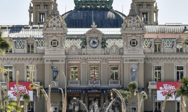 Casino de Monte-Carlo earns 'Community Award' for #StrongTogether campaign