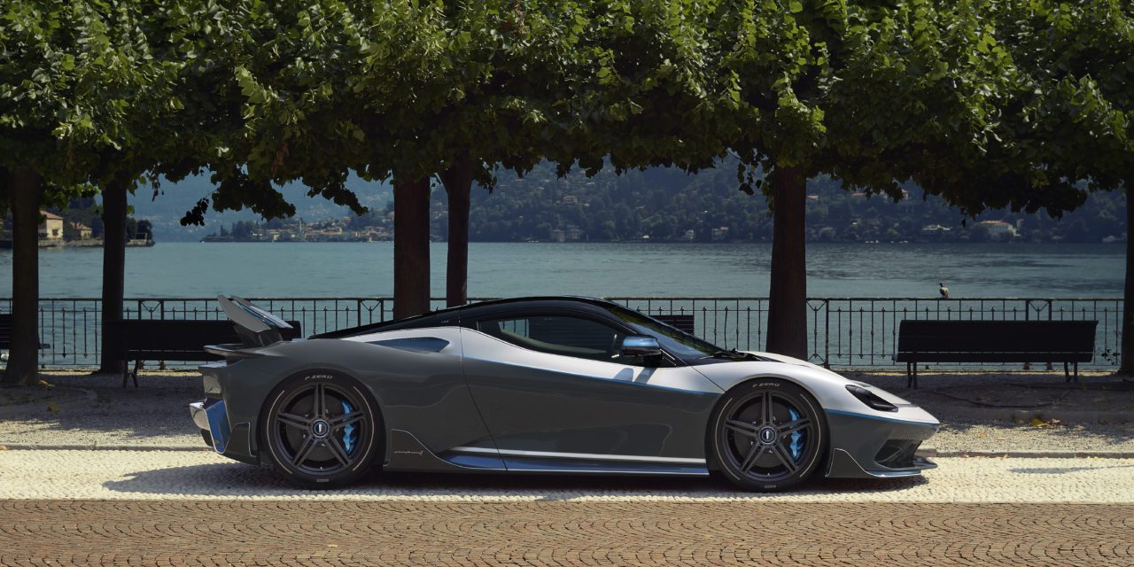 Automobili Pininfarina and Deutsche Telekom create the world's first globally-connected hypercar