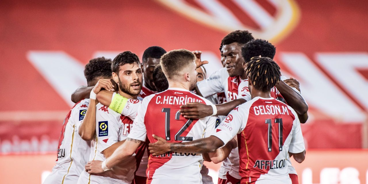 AS Monaco blow out Bordeaux in heroic home performance