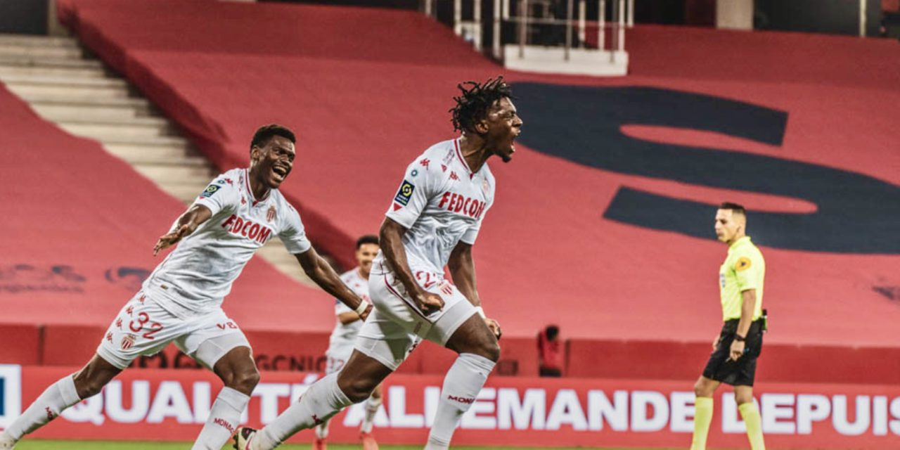 AS Monaco paint the Côte d'Azur red and white after derby domination