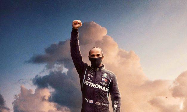 Hamilton claims historic seventh world championship title