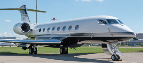 A whirlwind year for business aviation
