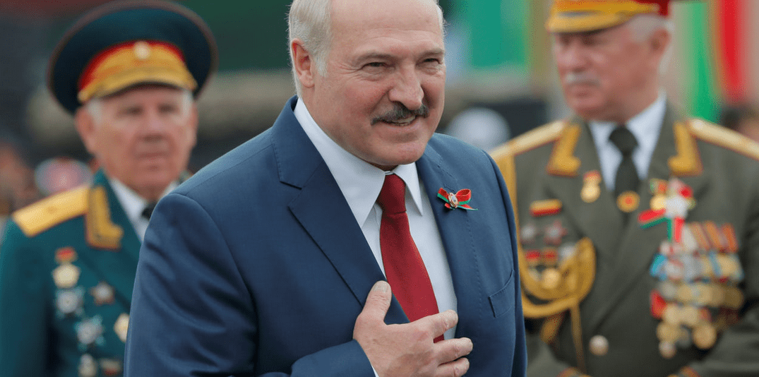 Beleaguered Belarusian president reaches out to Monaco
