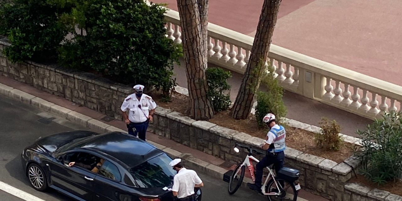 Monaco keeps its borders tight