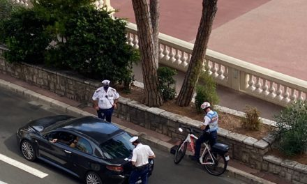 Monaco stops short of closing border this weekend