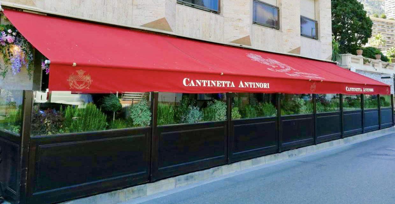 Cantinetta Antinori one of restaurants closed