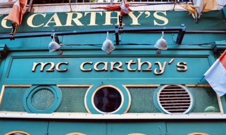 Monaco's very own McCarthy's Pub set to transform in 2021