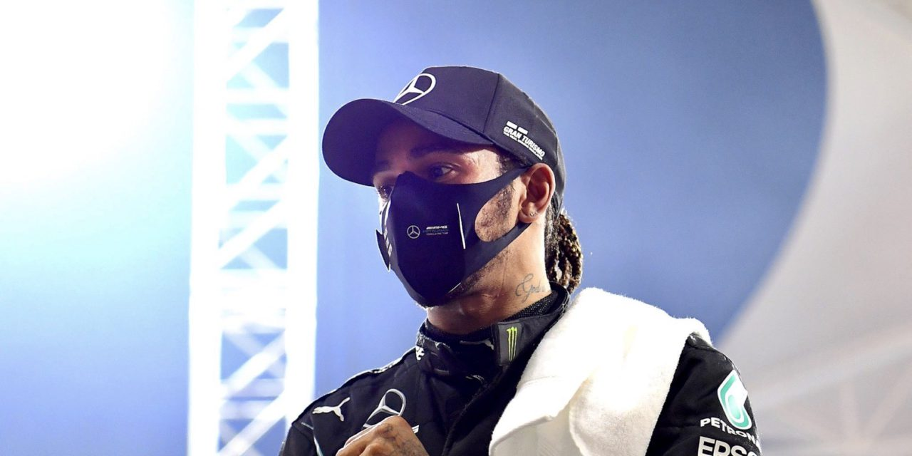 Lewis Hamilton to sit out Sakhir GP after testing positive for coronavirus