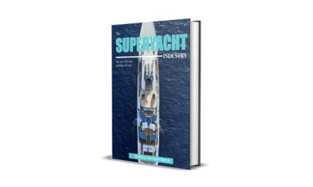 The first textbook ever written about the Superyacht industry