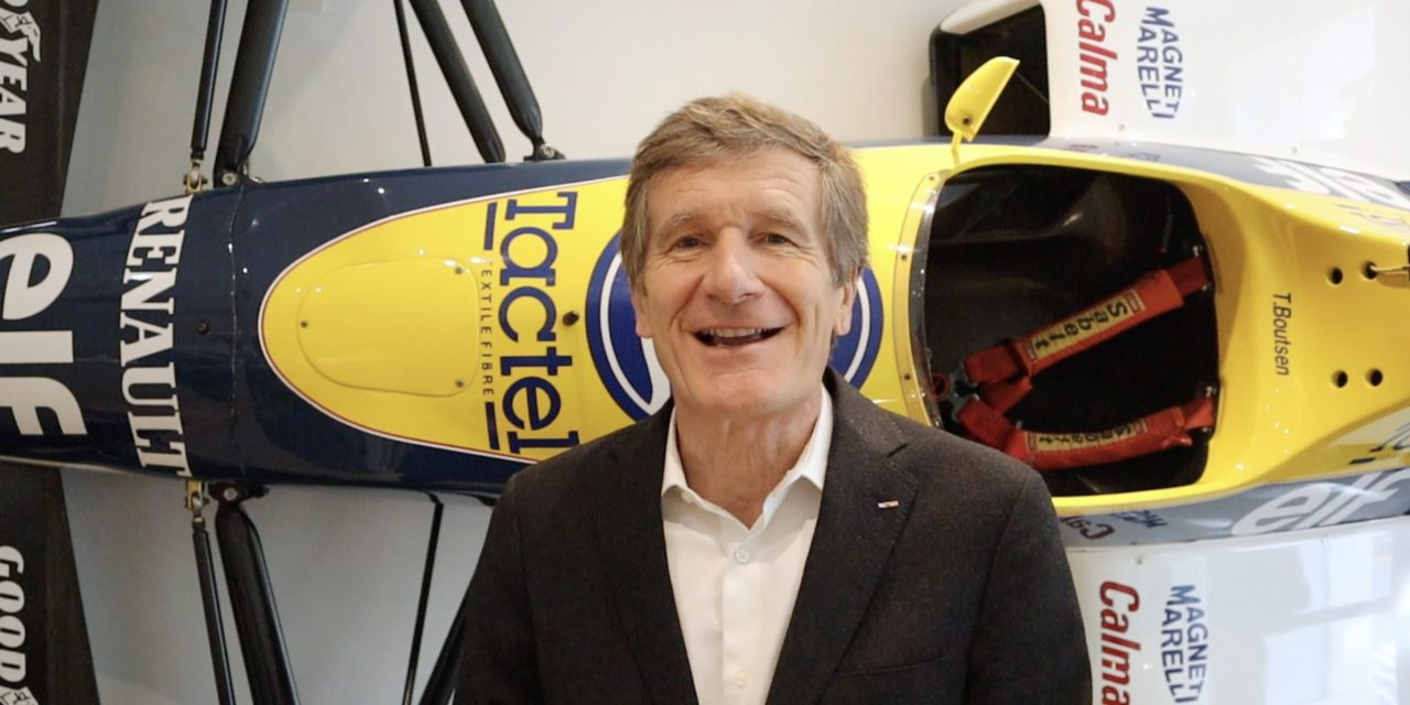 From Formula 1 driver to leading Monaco businessman