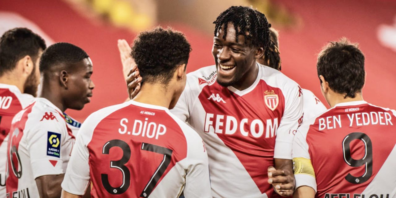 AS Monaco fight back for a draw against Saint-Étienne