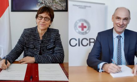 Monegasque government signs three-year funding plan for Red Cross