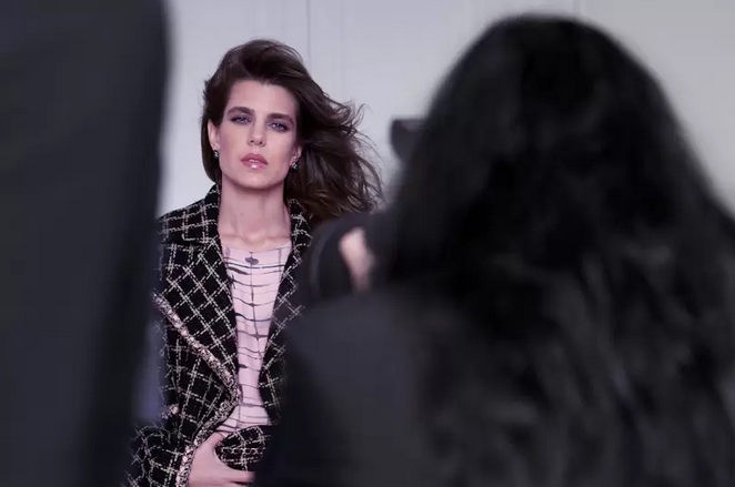 New role for Charlotte Casiraghi