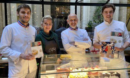 Hotel de Paris fosters Christmas spirit