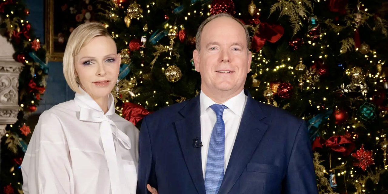HSH Prince Albert II hopeful and optimistic in New Year's address