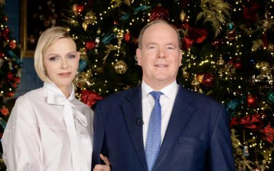 HSH Prince Albert II hopeful and optimistic in New Year's address