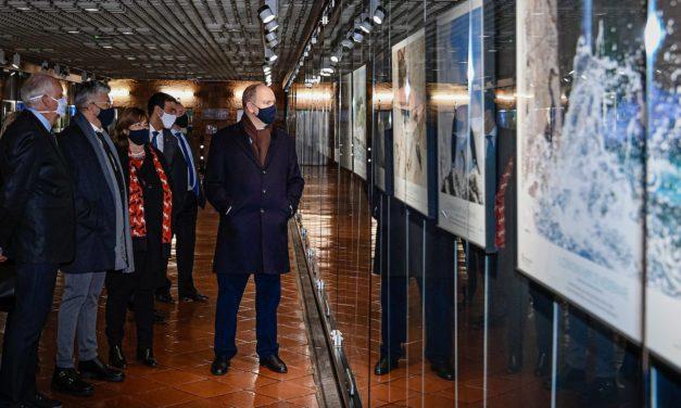 'Principality of Monaco – Biodiversity under close surveillance' exhibition inaugurated
