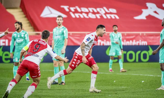 AS Monaco heroic in home victory against Angers