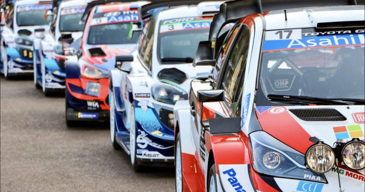 89th Monte-Carlo Rally draws nearer