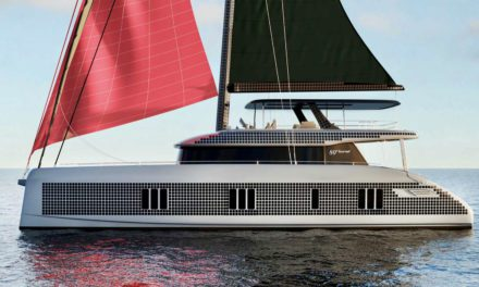Rosberg Xtreme Racing team partners with Sunreef Yachts