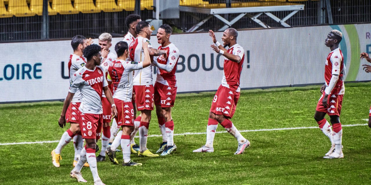 Mercurial AS Monaco defeat Nantes away