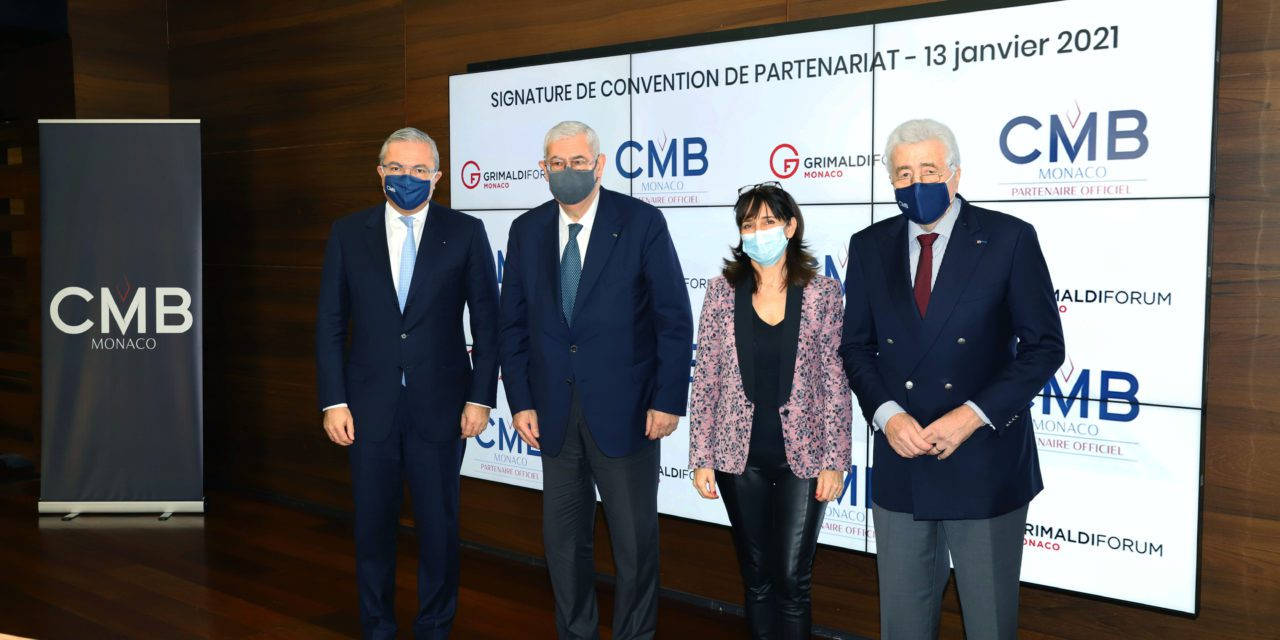 "CMB renews ""historic"" partnership with Grimaldi Forum"