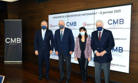 "CMB renews ""historic"" partnership with Grimaldi Forum"