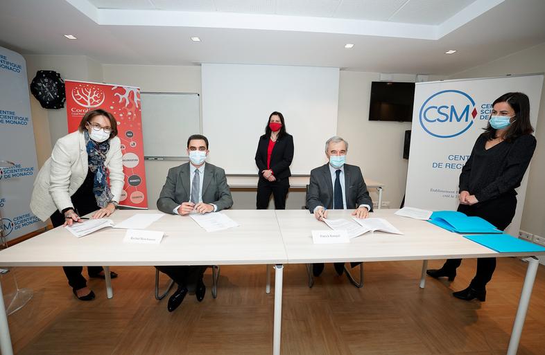 Scientific Centre takes stake in Monaco coral pioneer