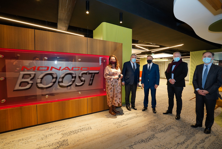 Monaco Boost sees the light of day