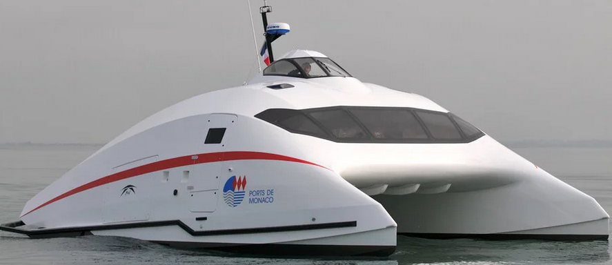 Monaco's first sea shuttle close to reality