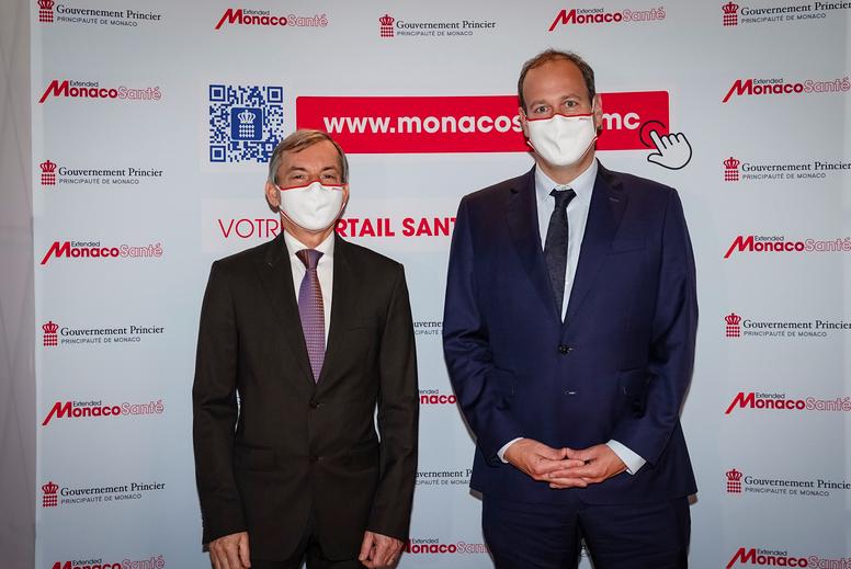 Monaco launches e-health portal
