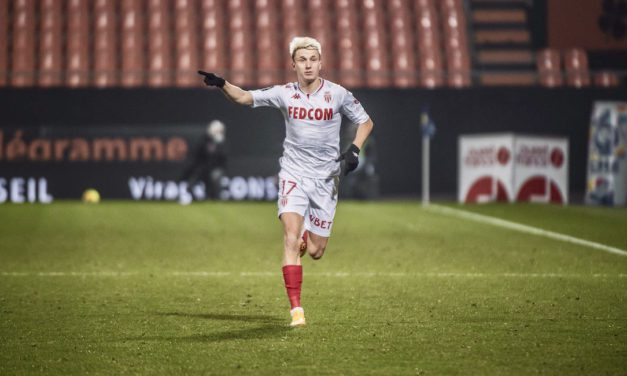 AS Monaco punish FC Lorient in crushing victory